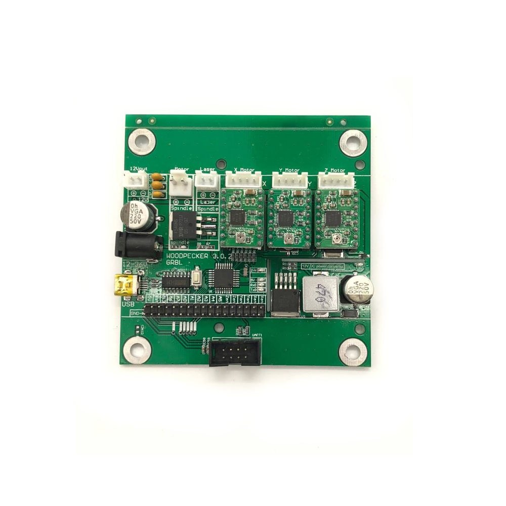 Nadalan Arduino GRBL cnc-Graviermaschine-Bedienfeld, dreiachsige Steuerung, Diy-Laser-Graviermaschine-Bedienfeld