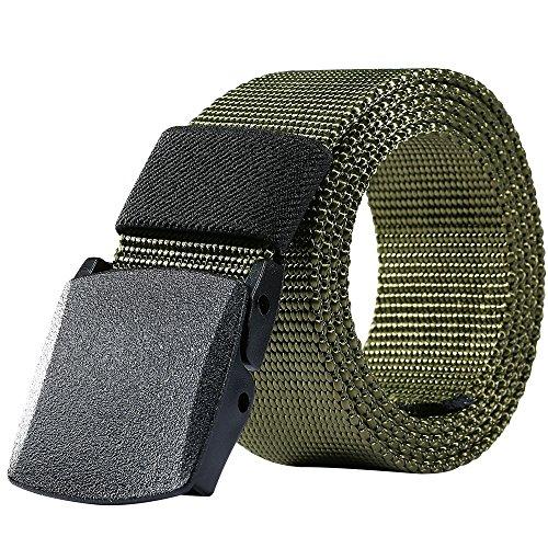 military dress belt - 3