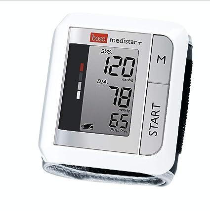 Boso Medistar + - Tensiómetro de muñeca, totalmente automático