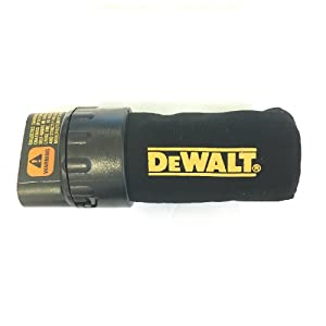 Dewalt DW421/DW422/D26450 OEM Replacement SANDER Dust Bag # 380412-00