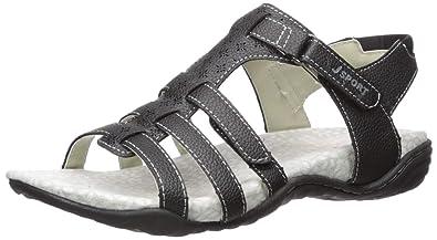 3458bd2d28a5c JSport by Jambu Women's Mia Flat Sandal