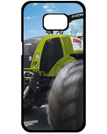 coque samsung galaxy s6 tracteur