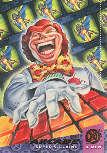 1994 Fleer Ultra X-Men Trading Card #72 Arcade for sale  Delivered anywhere in USA