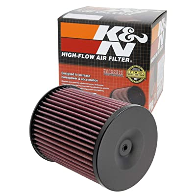 K&N Engine Air Filter: High Performance, Premium, Powersport Air Filter: 2004-2020 YAMAHA (YFZ450R, SE, YFZ450, YFZ450X, Bill Balance, Edition) YA-4504: Automotive