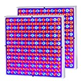 CUH 2 Pack 45W LED Grow Light Panel Growing Lamp with Red Blue Spectrum for Hydroponics Veg Flowers