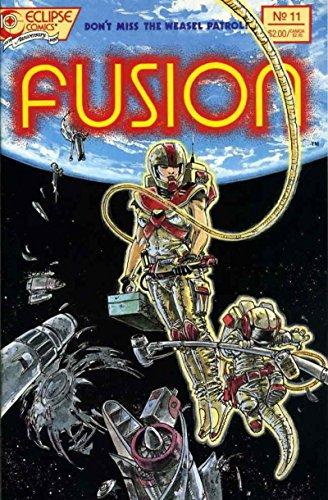Bronze Fusion Jack - FUSION #11, VF/NM, Barnes, Eclipse, 1987 1988, more in store