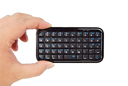d1c6e1106c3 EASTCHINA MINI BLUETOOTH KEYBOARD MINI WIRELESS KEYBOARD MINI KEYBOARD FOR  PS4 PC ANDRIOD TV BOX HTPC