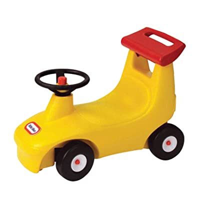 Little Tikes Push & Ride Walker for Kids Four Tires Balance with Wheel Staring and Horn: Sports & Outdoors