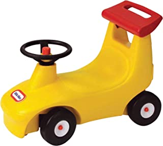 product image for Little Tikes Push & Ride Walker for Kids Four Tires Balance with Wheel Staring and Horn