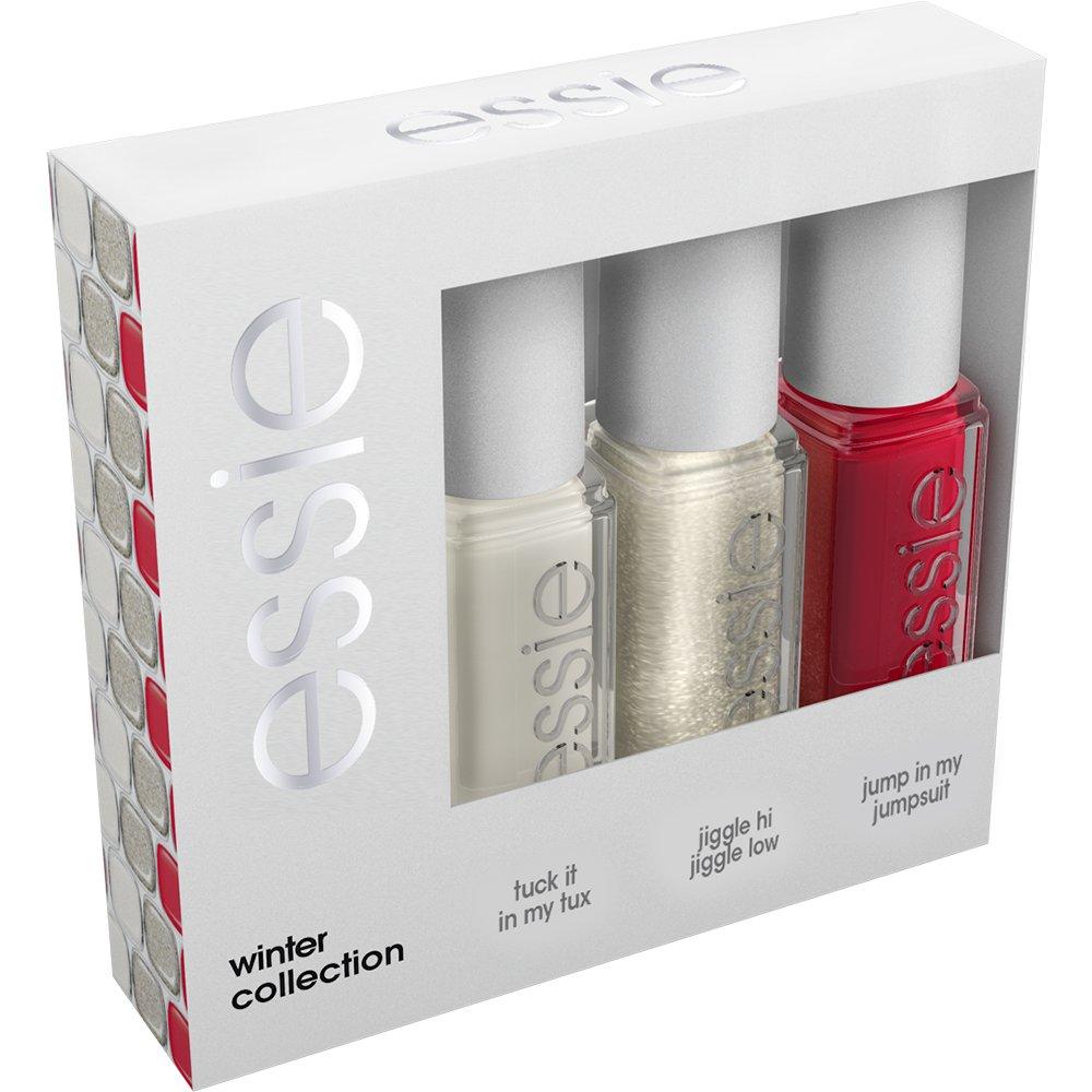 essie Original Nail Polish, Gift Sets, Winter Mini Kit 3600531145385
