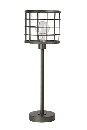 Grandview Gallery 24 5 Industrial Cast Iron Table Lamp Ft Unique