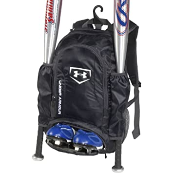 80985bae0a UA Sweep Baseball Bat Pack Bags by Under Armour One Size Fits All Black   Amazon.co.uk  Sports   Outdoors