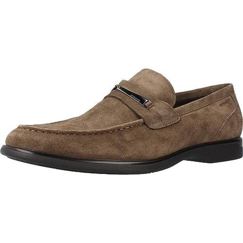 Mocasines para Hombre, Color Hueso, Marca STONEFLY, Modelo Mocasines para Hombre STONEFLY Smart 2 Hueso: Amazon.es: Zapatos y complementos