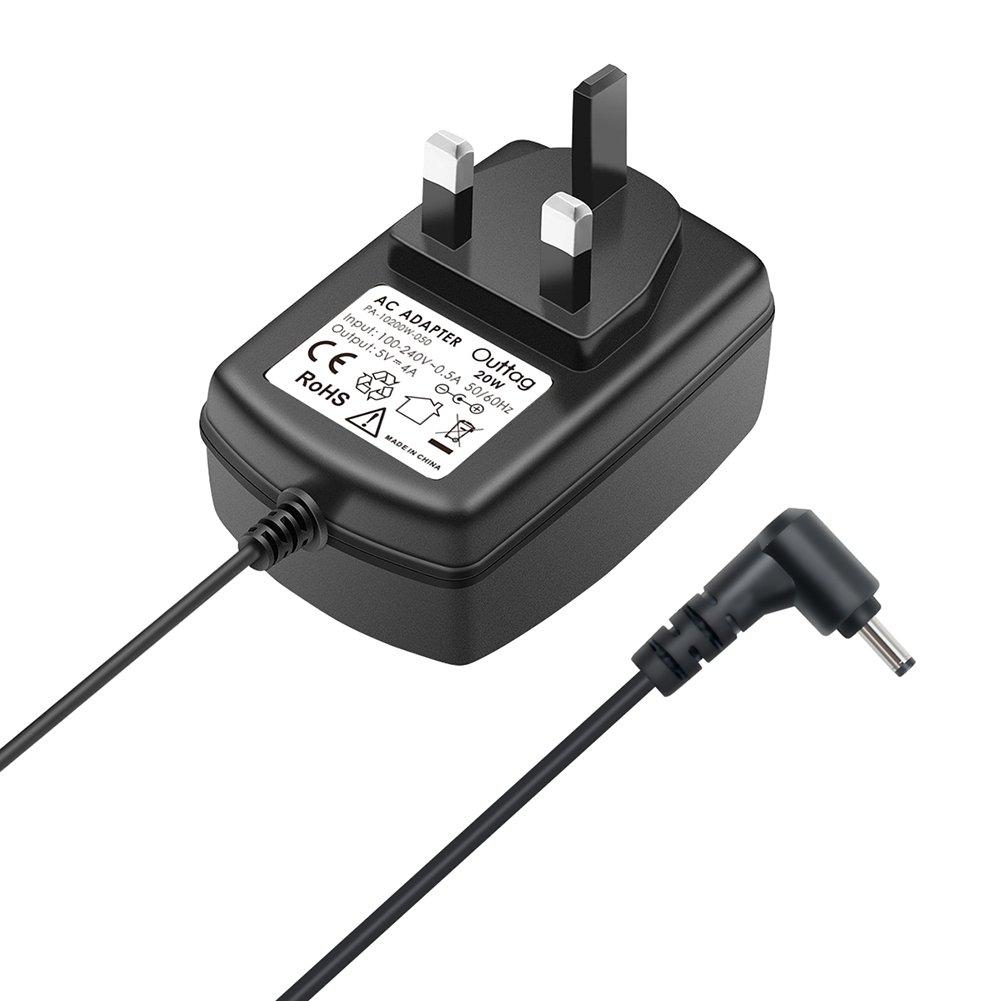 Outtag 20w 5v 4a Uk Plug Main Charger For Lenovo Ideapad 100s 11iby Wiring To Australian Model 80r2 116 Intel Atom Z3735fads 25sgp 06 05020egx20k74302 Miix 310 10icr