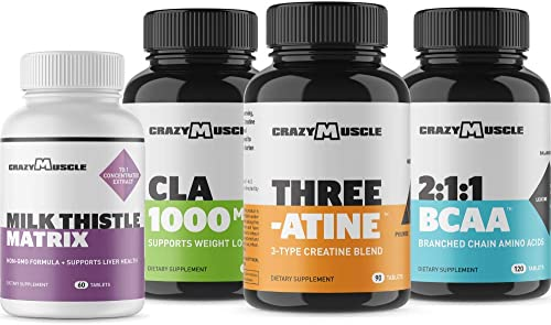 Endurance Training Stack 4 Supplement Bundle