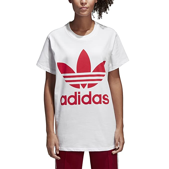 7b393bb5719 adidas Originals Women s Trefoil Tee  Amazon.ca  Clothing   Accessories