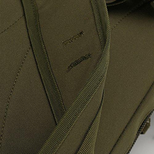 Dreamore 15L Sport Rucksack Im Freien Freizeit Oxford Tarnung Tuch Multifunktions Anti-regen Atmungsaktiv Dschungeltarnung