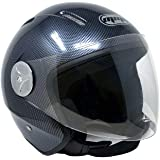 MMG Motorcycle Scooter Open Face Helmet Pilot Flip Up Visor DOT (XXL