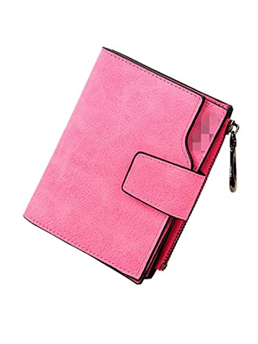 Amazon.com: KEBINAI Women Wallet Mujer Femininas short mini wallet bifold purse Clutch BeigeOne Size: Shoes