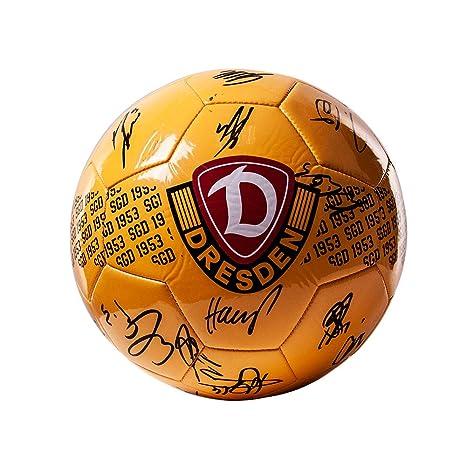 SG Dynamo Dresden - Balón de fútbol, tamaño 5: Amazon.es: Deportes ...