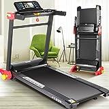 美国 DYACO 岱宇 家用健身器材 静音免安装全折叠省空间跑步机FT335