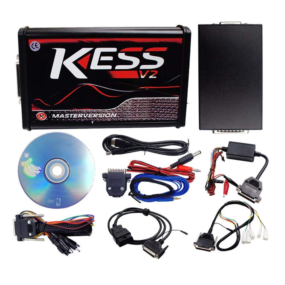 myonly V2.47 Kess V2 OBD2 Kit de Ajuste de Motor para Auto cami/ón ECU Programador Kess V2 V5.017 versi/ón en l/ínea sin l/ímite de Tokens
