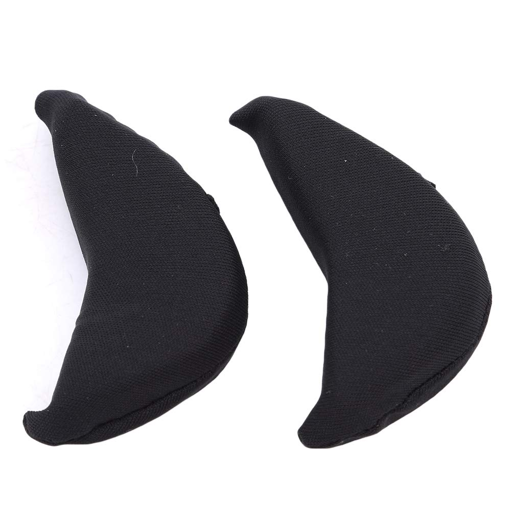 TraveT Forefoot Pads, High Heel Pads Ball of Foot Insoles Sponge Pads Unisex Shoe Inserts to Make Big Shoes