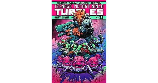 Amazon.com: Teenage Mutant Ninja Turtles Volume 21: Battle ...