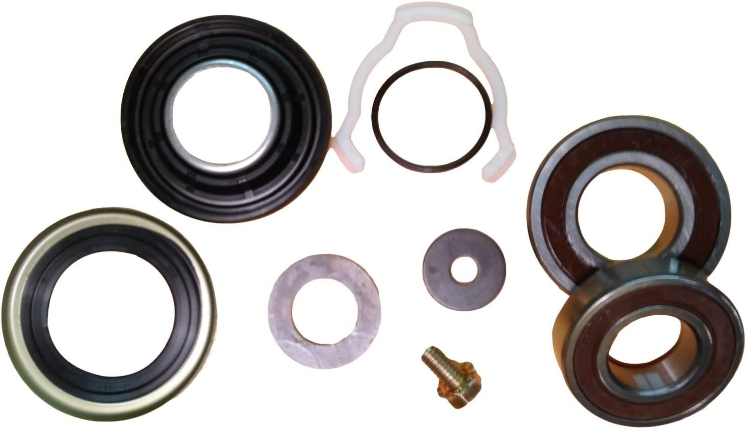 2 Maytag Neptune Washer Front Loader Bearing Seal and Washer Kit 12002022