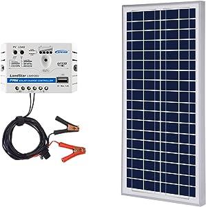 9 Best Solar Kits For RV or Camper Van Buyer Guide in 2021! 1