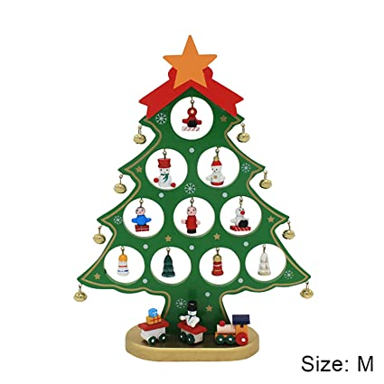 Amazoncom Secret Shop Fun Diy Wooden Christmas Trees Festival