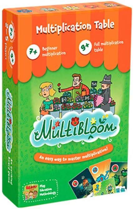 GWLTV Juego de Mesa - Juegos de Magia Multibloom Flower Shop fortalece Vapor educación de los niños: Amazon.es: Hogar