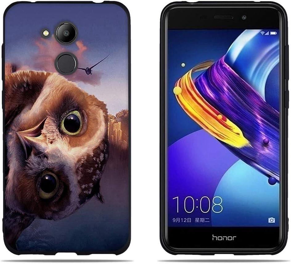 DIKAS Funda para Huawei Honor 6C Pro/Honor V9 Play JMM-AL00/ AL10 ...
