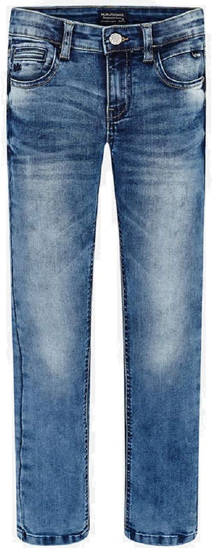 Mayoral Pantalon Tejano Super Slim Nino Modelo 6513 Pantalones