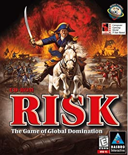 Agree, the risk global domination ps2 are absolutely
