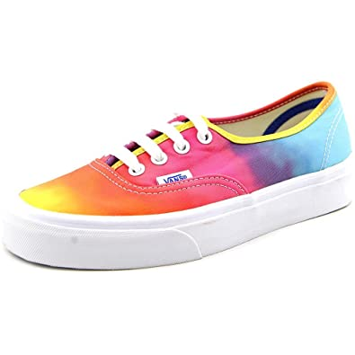 rainbow vans shoes
