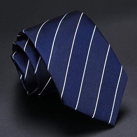 LYYRB Corbata de Seda de los Hombres de Seda Coreano Casual ...