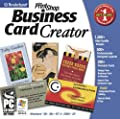 The Print Shop Business Card Creator - XP Compatible (Jewel Case)