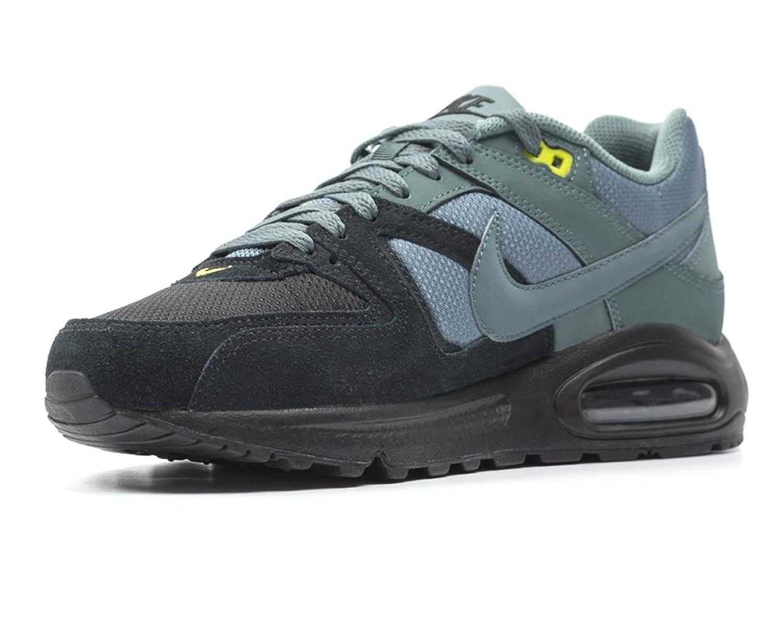 Nike Air Max Gris Comando Ducha Amarillo kspJupDi
