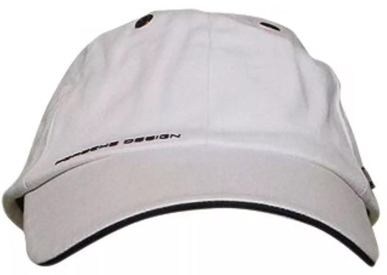purchase cheap 573e3 ba3e0 adidas Porsche Design P 5000 Pro Stretch Cap Hat White Titanium   Amazon.co.uk  Sports   Outdoors