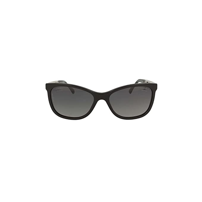 Gafas de Sol Chanel CH5260Q BLACK / POLAR GRAY GRADIENT ...