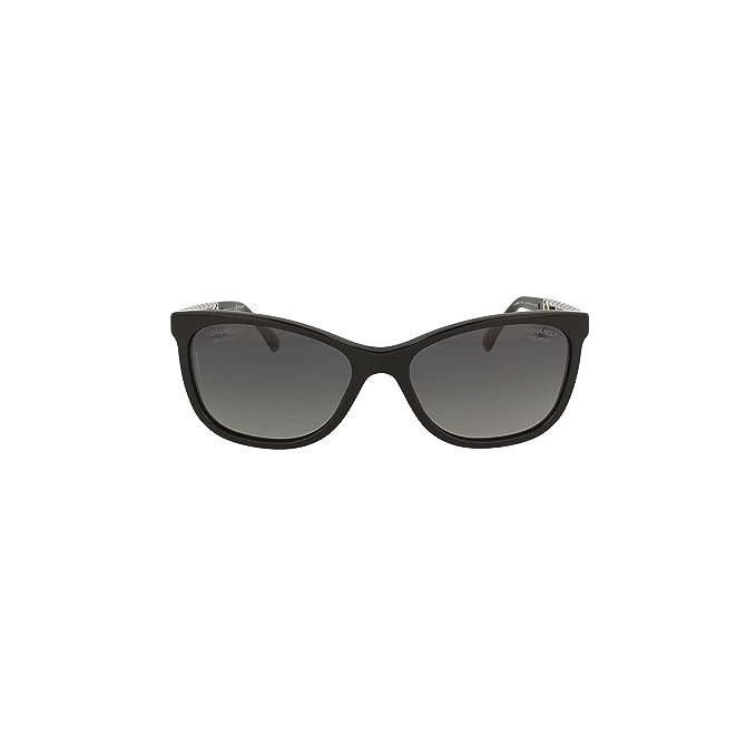 Gafas de Sol Chanel CH5260Q BLACK / POLAR GRAY GRADIENT ...
