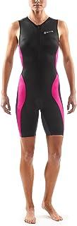 Skins Damen Tri 400 Skinsuit W Front Zip