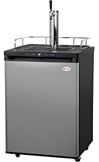Amazon Com Igloo Frb200c 6 Cubic Feet Beer Kegerator With Co2 Tank