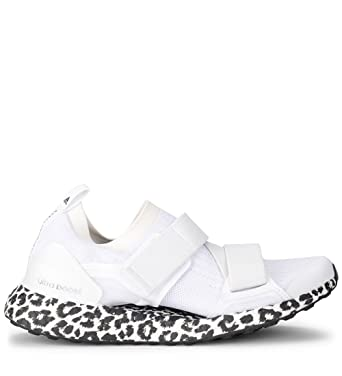 4a4966459 Image Unavailable. Image not available for. Color  adidas by Stella  McCartney Women s by Stella McCartney Ultra Boost X White Sneaker ...