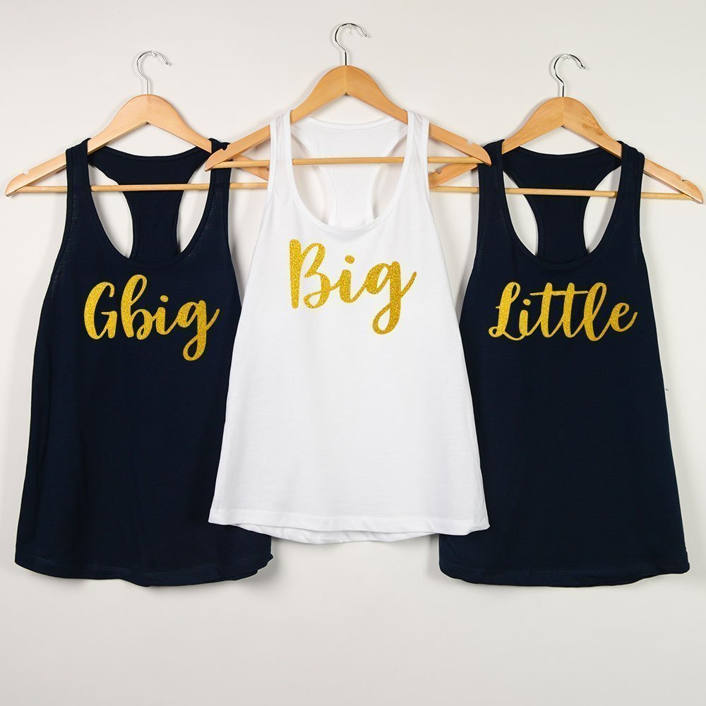 Big Little Sorority Reveal shirts,big little sorority gift, Greek Shirts