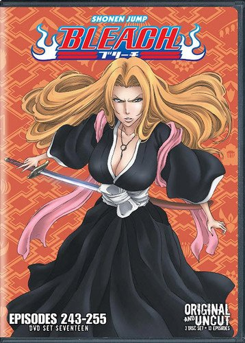 Bleach Uncut Set 17