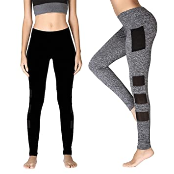 Amazon.com: [Pantalones de yoga para mujeres] - Pantalones ...