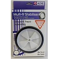 Adie Multi-Fit Stabilisatoren, 30,5–40,6cm Rollen