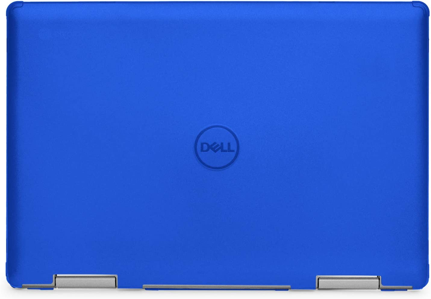 "mCover Hard Shell Case for 14"" Dell Inspiron 14 5481 2-in-1 Series Laptop Computers (NOT Compatible with Other Dell Inspiron Series) (Blue)"